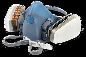 SMS083 - Air-Purifying Respirators - Respiradores Purificadores de Aire