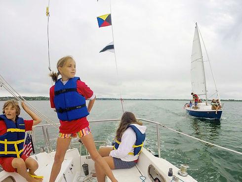 Junior Sailing