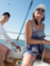 Learn to sail in Montauk