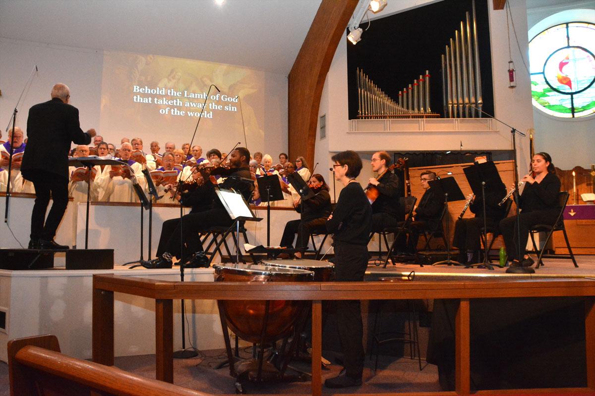 Chorus, and Orchestra