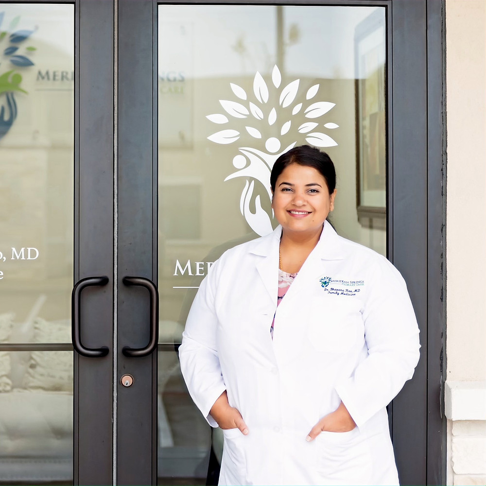 Dr. Bhavana Rao is a Primary Care Doctor in The Woodlands, Texas