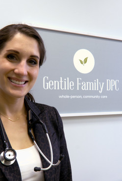 Episode 28: Dr. Natalie Gentile of Gentile Family Direct Primary Care