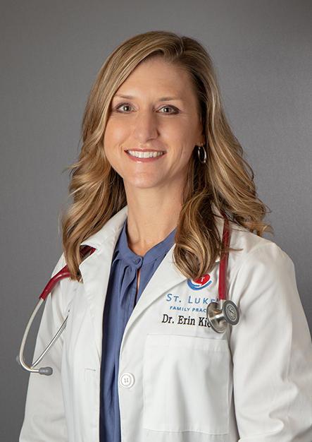 Dr. Erin Kiesel
