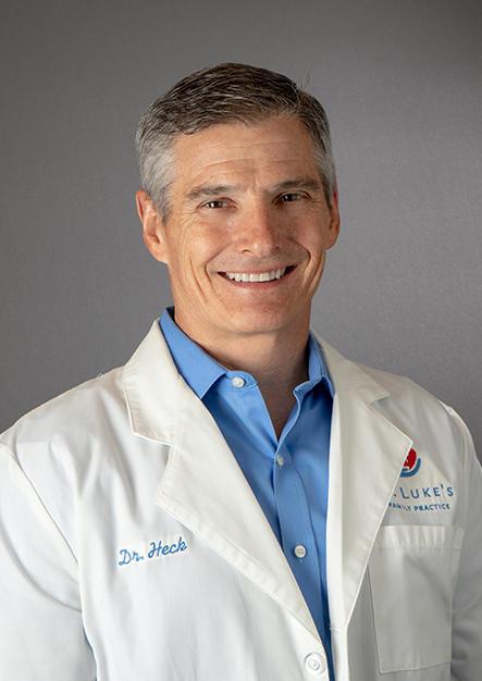 Dr. RJ Heck