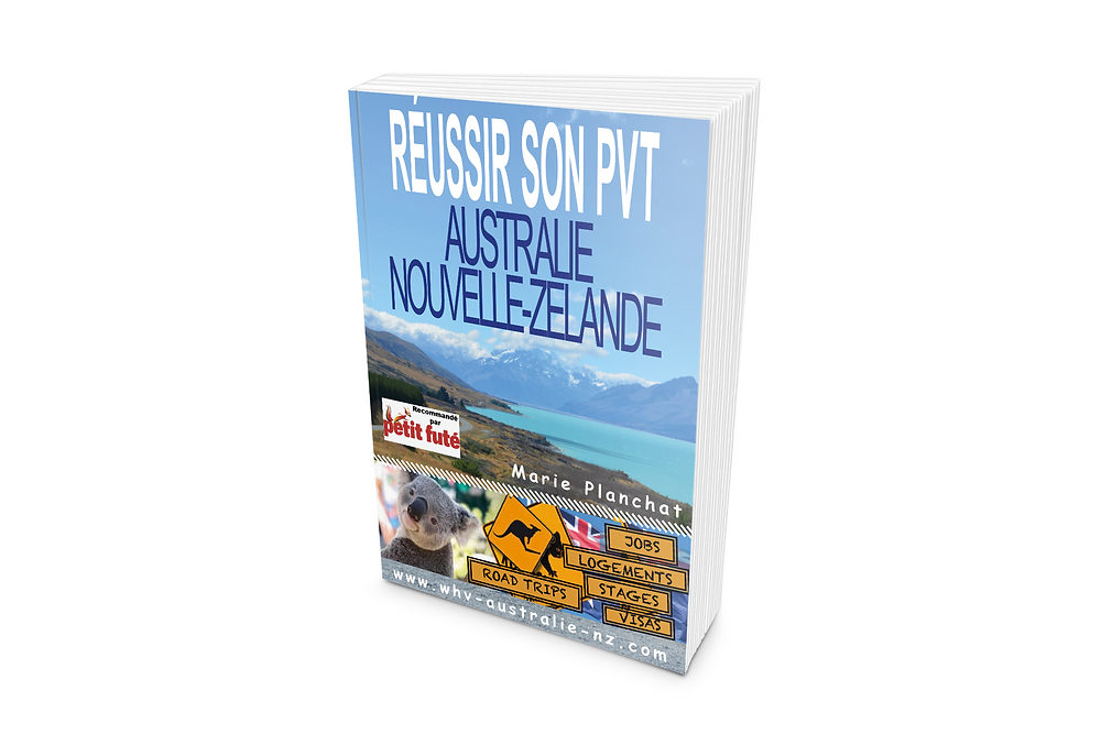 Guide PVT australie