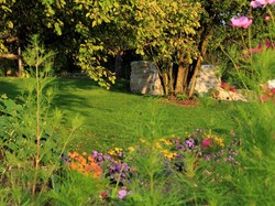 chambre hote jardin fleurs petit format