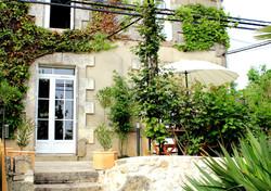 terrasse saint michel montaigne vin route petit