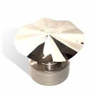 Грибки термо для дымохода из нержавеющей стали