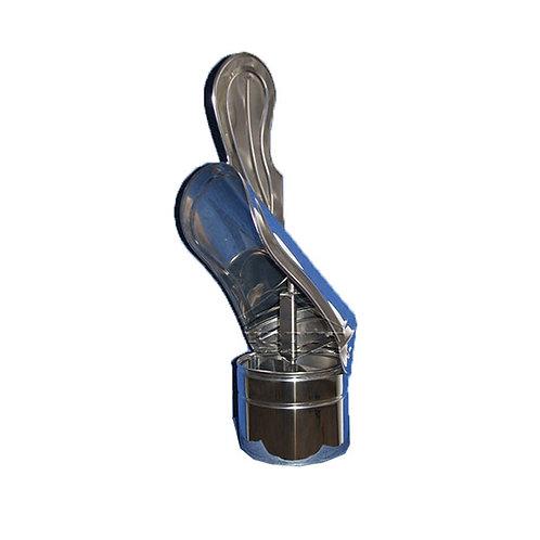 Флюгеры для дымохода из нержавеющей стали