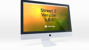 Street Z - nueva versión 1.8.6