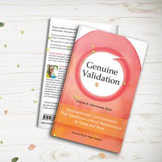 Genuine Validation libro