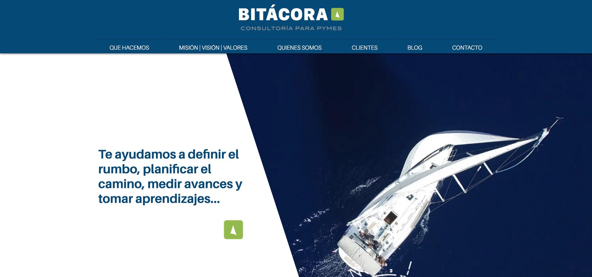 Bitacora Consultora - Web