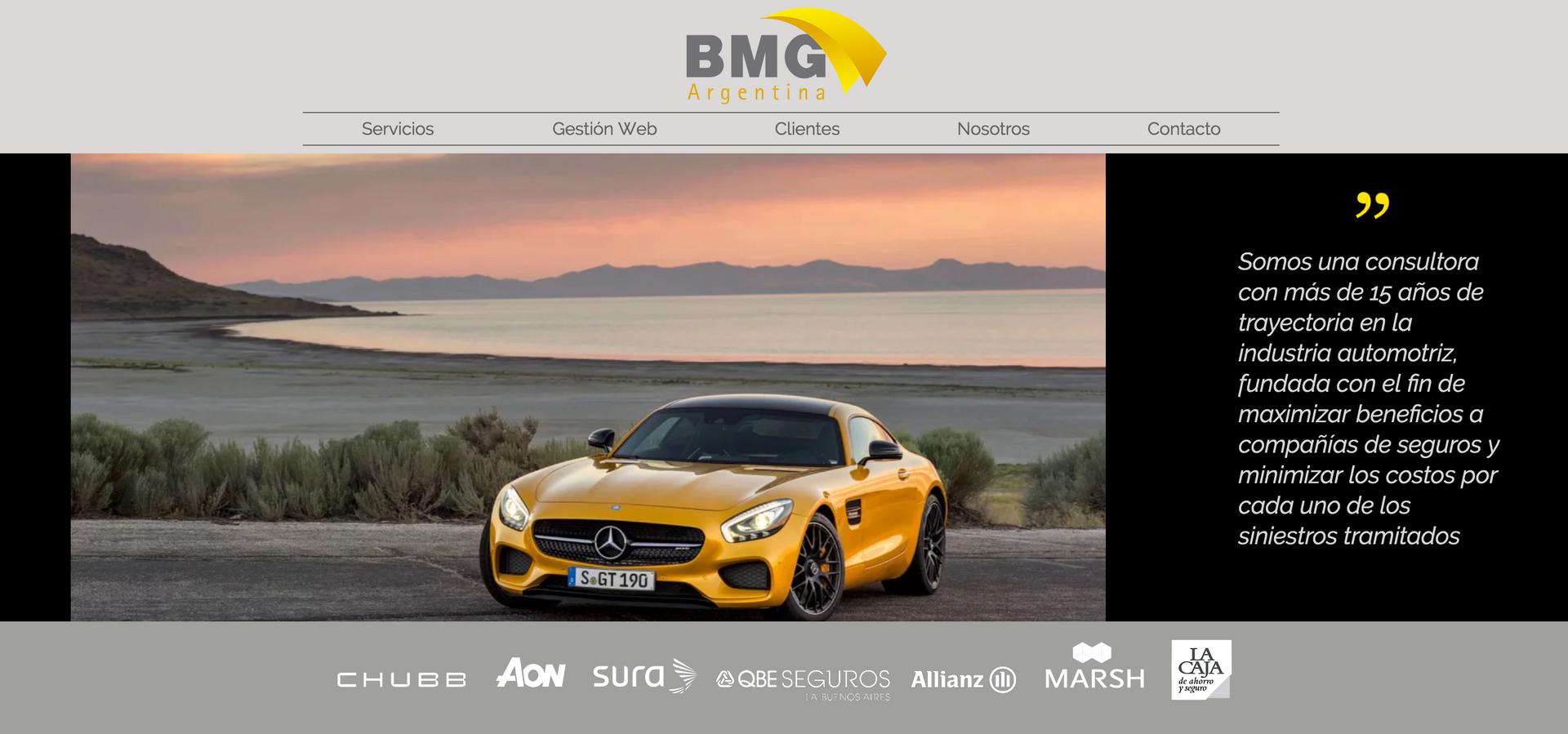 BMG - Web