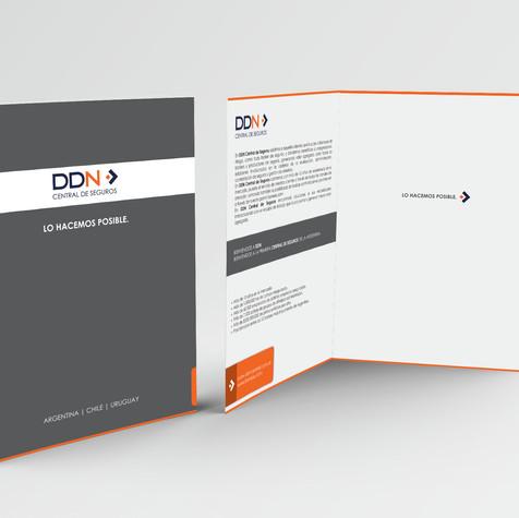 Diseño y producción de papelería institucional