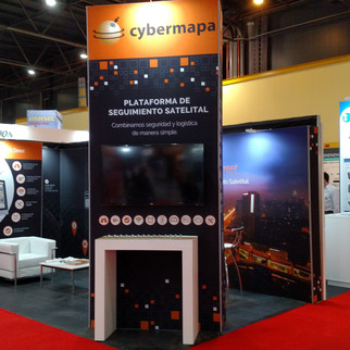 Intersec Buenos Aires 2017. Stand.