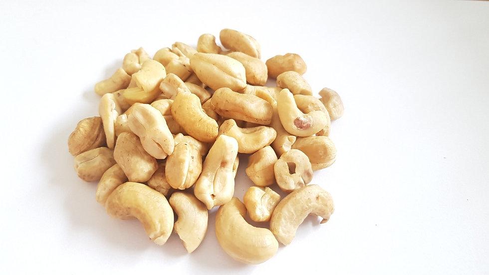 castañas de cajú natural