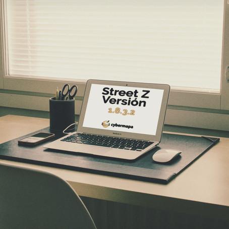 Street Z -Change log 1.8.3.2