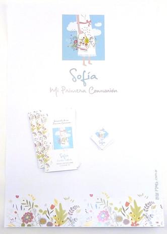 Little Prints, Set