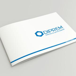 Rediseño de logo. Diseño de marca paraguas y sistema. Manual de usos y normas de la la nueva imágen