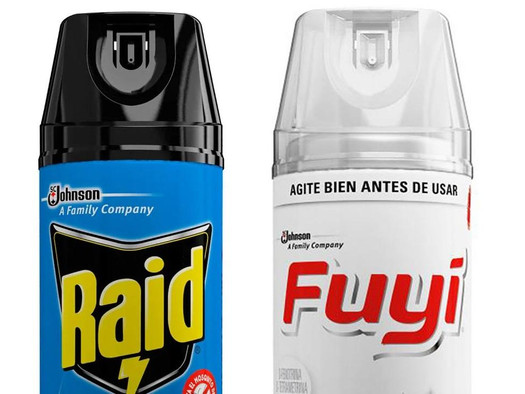 Alerta de consumo seguro: Retiro preventivo de insecticidas contra mosquitos marcas Fuyi y Raid