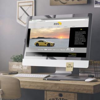 Diseño y mantenimiento de la web