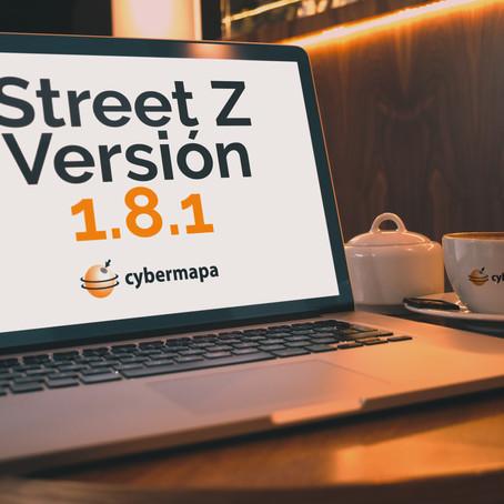 Nueva versión Street Z