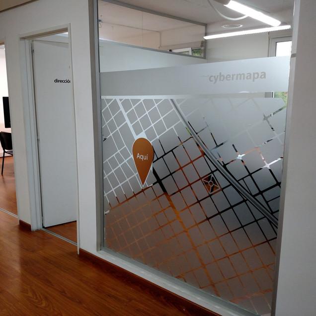 Imágen de oficinas - vinilos