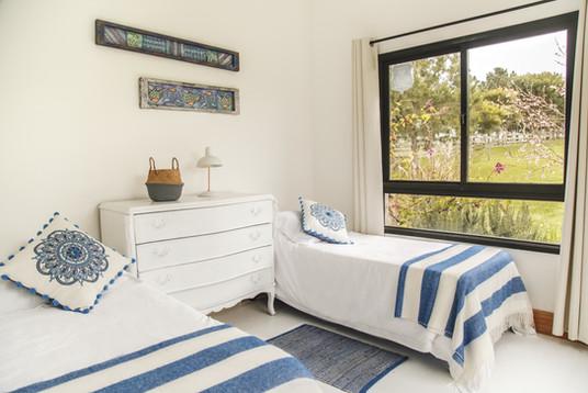 Hortencia - habitación camas simples