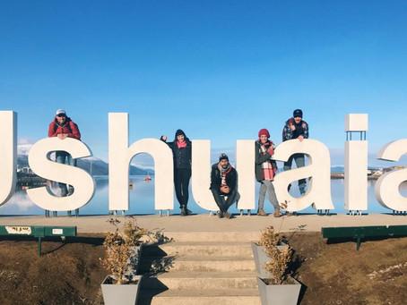 Te invitamos a Ushuaia, el comienzo de todo.
