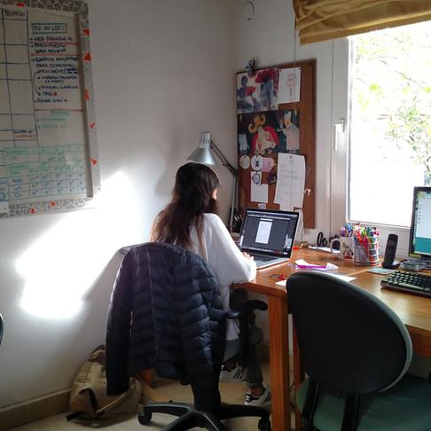 ¿Cómo Diseñar Una Buena Oficina En Casa?