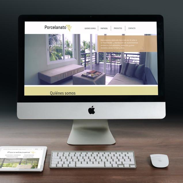 Diseño y desarrollo Sitio Web