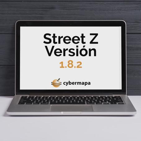 Street Z - Change log 1.8.2