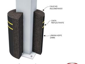 Pilares Estructurales un Dolor de Cabeza y al Bolsillo en la industria Logística
