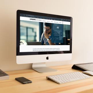 Diseño y armado Sitio web