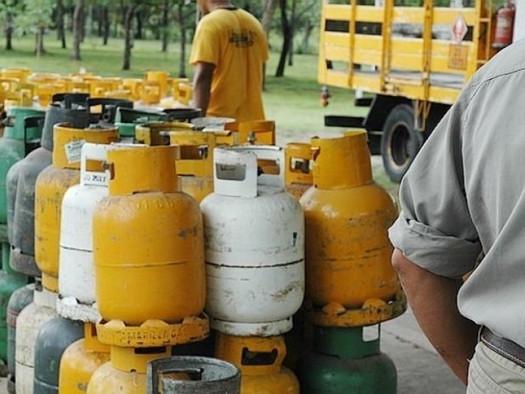 La garrafa de gas aumenta de precio