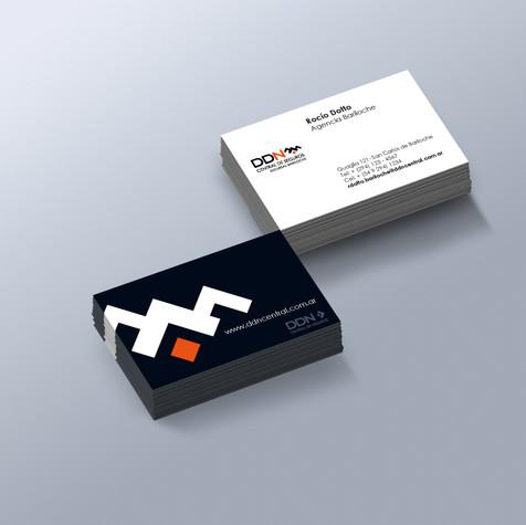 Branding para sucursales del Interior - Agencia Bariloche
