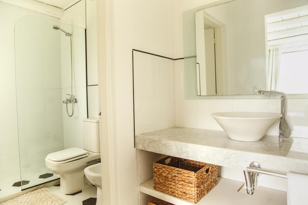 Lavanda abajo - baño