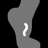 lastimaduras en los pies o piernas