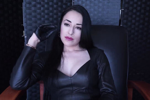 Leather Milking - Clip