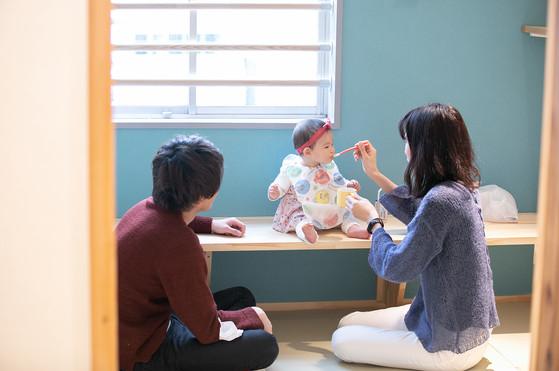 赤ちゃんとのお食事場所って、実は悩みますよね
