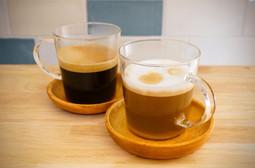 泡立つノンカフェコーヒー&カフェオレは飲み放題!