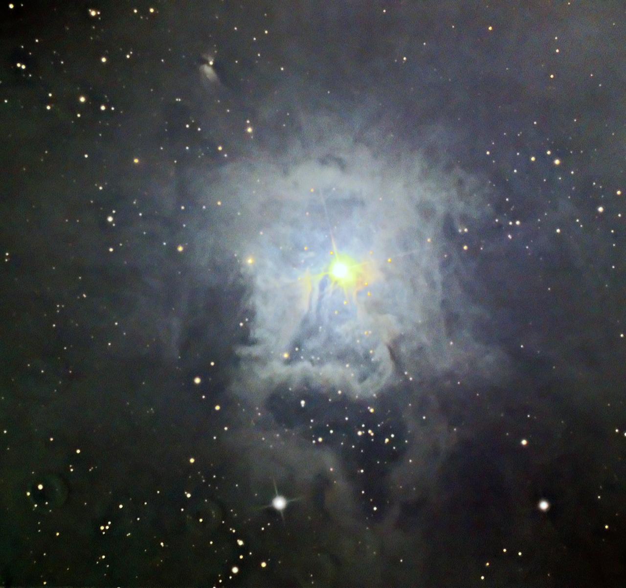 NGC7023 Ирис