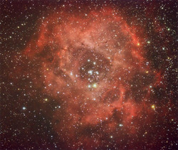 NGC 2237 Розетка