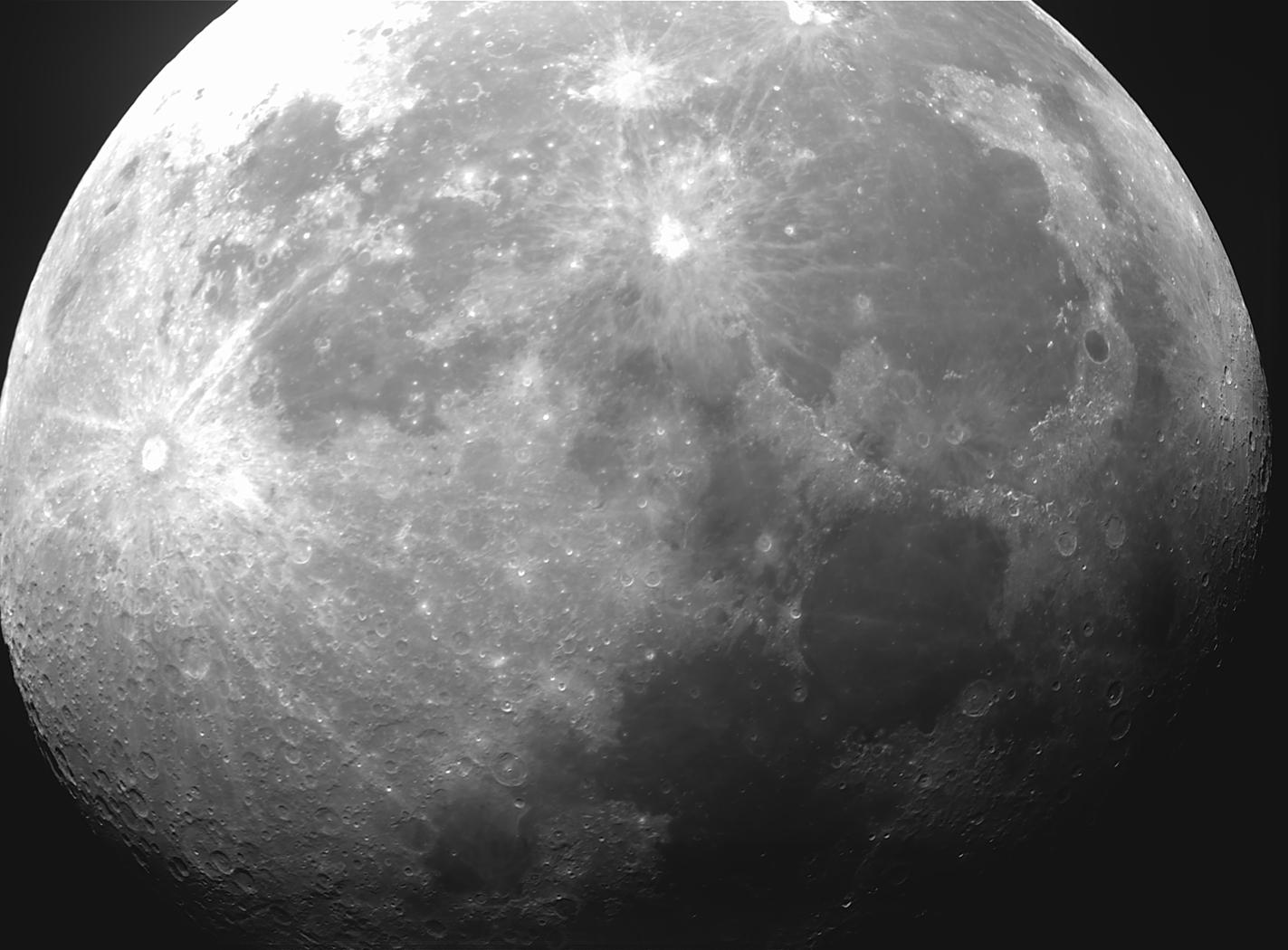Луна от 21.10.13