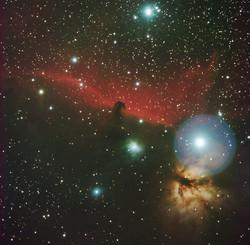 IC 434 Конская голова