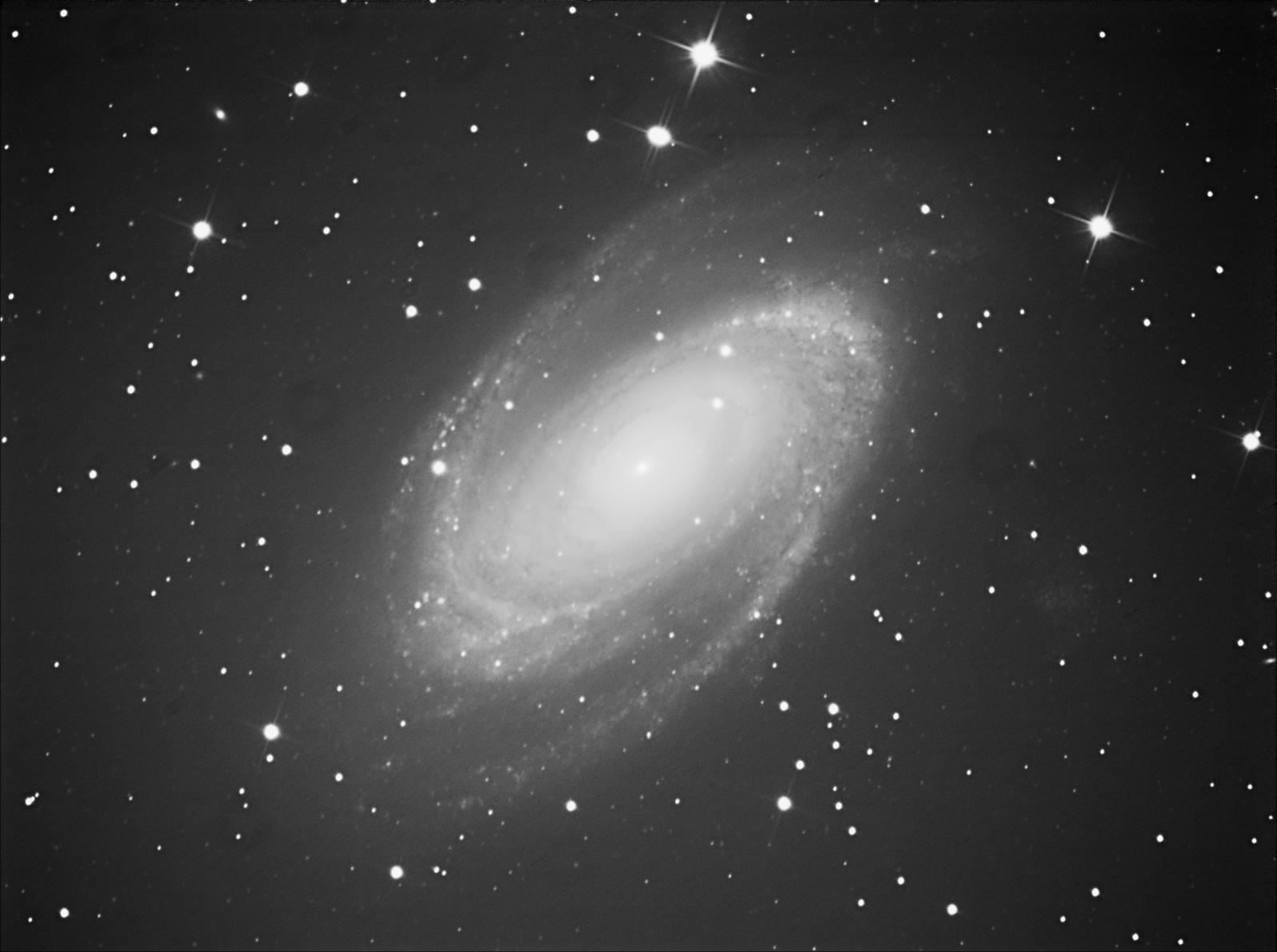 M81 Галактика Боде