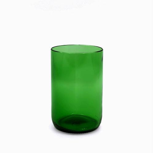 Grünes Trinkglas 500 ml