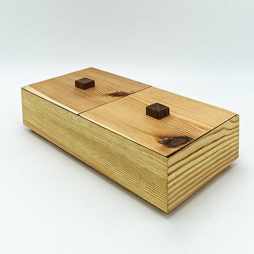 Stapelbare Doppelbox