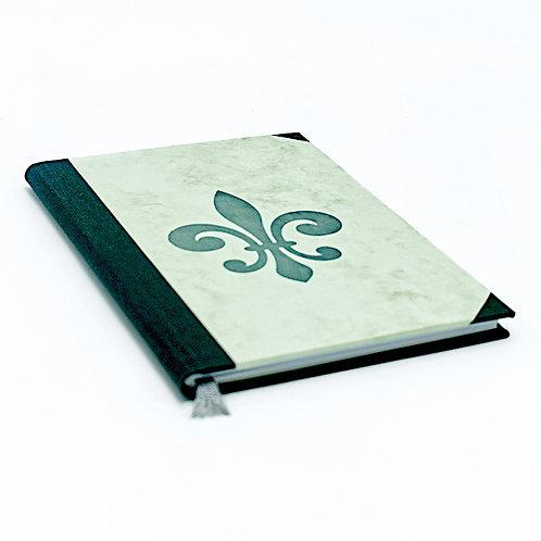 Notizbuch grün