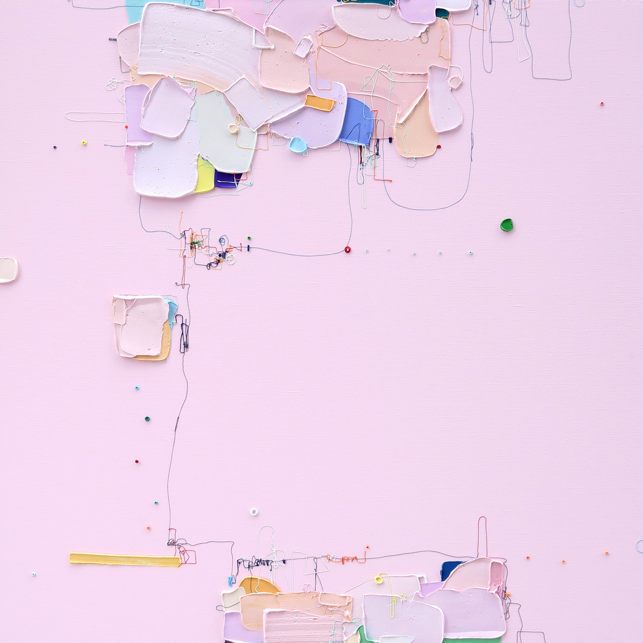 The Memory of the Unconscious 412, 91x91